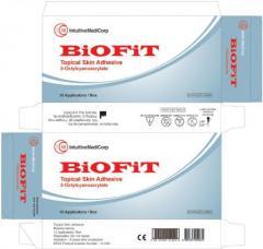 Topical Skin Glue, BIOFIT