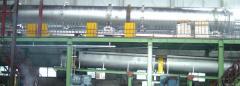 직화식 소성로 / Direct rotary kilns