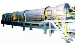 직접식 건조로 / Direct heating rotary dryers