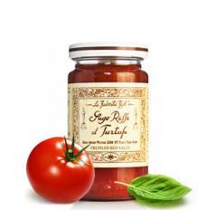 라 파보리타 송로버섯 토마토 소스