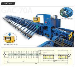 GAC-70A 철근 절단라인 / GAC-70A rebar cutting line