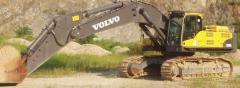 Volvo EC460CL excavator