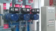 Variable Speed Closed-Loop Water Circulation Pump