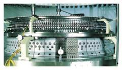 KM-30F single knitting machine