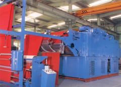 Net conveyor dryers