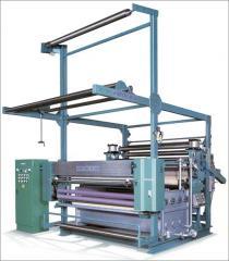 Cold pad batching machines