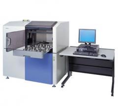 X-선 형광장치(XRF) 상면조사 순차분석형 WD-XRF ZSX Primus II