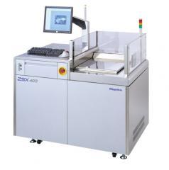 X-선 형광장치(XRF) 대형시료용 순차 분석형 형광 X-선 분석장치 ZSX 400