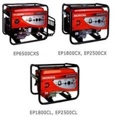 혼다 가솔린 발전기 / Honda gasoline engine generators