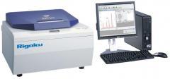 X-선 형광장치(XRF) ED-XRF (Model : NEX-CG)