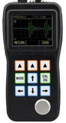 초음파 칼라 파형 부식 두꼐 측정기 NST-4