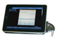 패드타입의 초음파 탐상기 UPAD-10