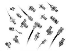 Coaxial Connectors BNC Series