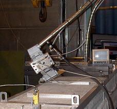 레이저 변위 진동 측정기 Laser Diaplacement Measurement System