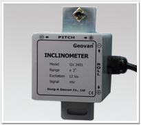 경사측정 센서 Model GV-2401