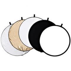 원형반사판 5in1-110 (5가지 효과, Ø110cm)