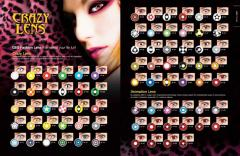 GEO Medical-Crazy, Holloween, fansy, cosplay lens