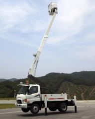 DHT 105S 중소형 고소작업차