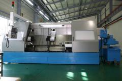 SNL-3000 horizontal 5-axis CNC lathe