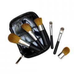 Mineral Essential Zip Brush Set/메이크업 브러쉬 세트