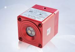 삼중적외선 불꽃감지기 IR3 (Triple Infrared Flame Detector) Firesoft-3000-ST