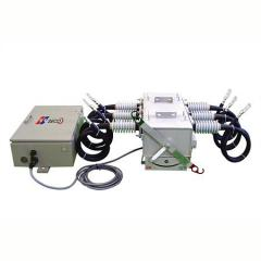 SF6 가스절연 부하 개폐기 (25.8KV 630/400A-Pole Mounted SF6 LBS)
