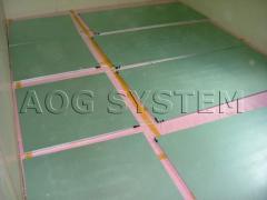 Korean floor heating system