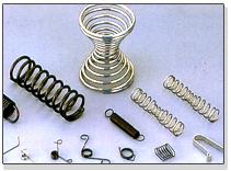 냉간 코일 스프링/Cold wound coil spring