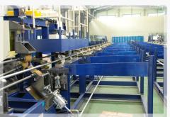 Fin Tube Welding Machine / Inlet conveyor/In-rack conveyor / 인랙 컨베이어 / 튜브 자동공급 장치