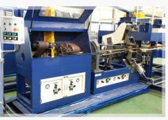 Fin Tube Welding Machine / Belt Sander/벨트 샌더 / 튜브 표면 처리 장치