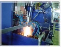 Fin Tube Welding Machine / Welding Part / 웰딩 파트 / 공구대