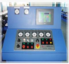 Fin Tube Welding Machine / Operation unit / 오퍼레이션 유닛