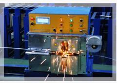 Fin Tube Welding Machine / Option / Flash Butt Welder / 핀 용접기