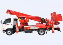 Aerial Lift Truck Horyong Sky 280S South Korea