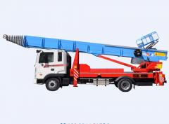 Ladder-Lift Truck Horyong PE 700 South Korea