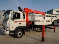 Cargo Crane Horyong HRS206 South Korea