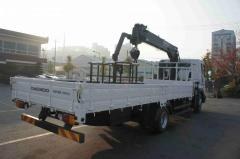Cargo Crane  Horyong HRS156 South Korea
