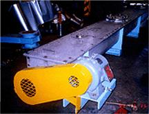 스크류 이송장치 / Screw conveyors