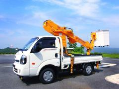 Автовышка Donghae DHS17AP_16.5 метра