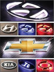LED Emblem