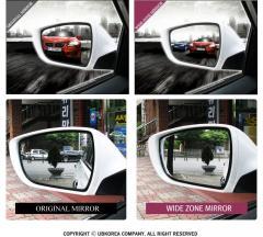 Wide Zone Mirror