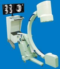 Powerful and HAndy C-arm X-ray system