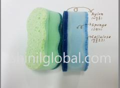 Cellulose Scouring pad Sponge 4