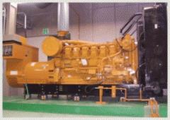 Daijeon machinery diesel gensets