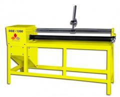Manual Single Knife Paper Core Tube Cutting Machine