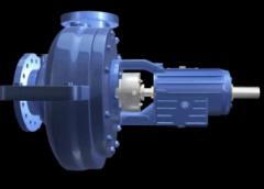 TSP API-610 overhung pump