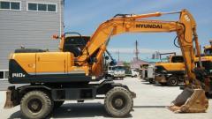 Экскаватор HYUNDAI -R140WH