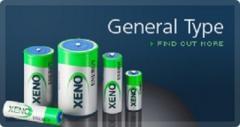 Первичные литиевые батарейки с тионилхлоридом