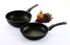 DOLCE Marble coating Fry pan
