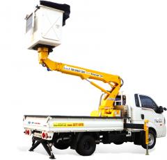 ATOM 105S Korean Truck Mounted Aerial Work Platform